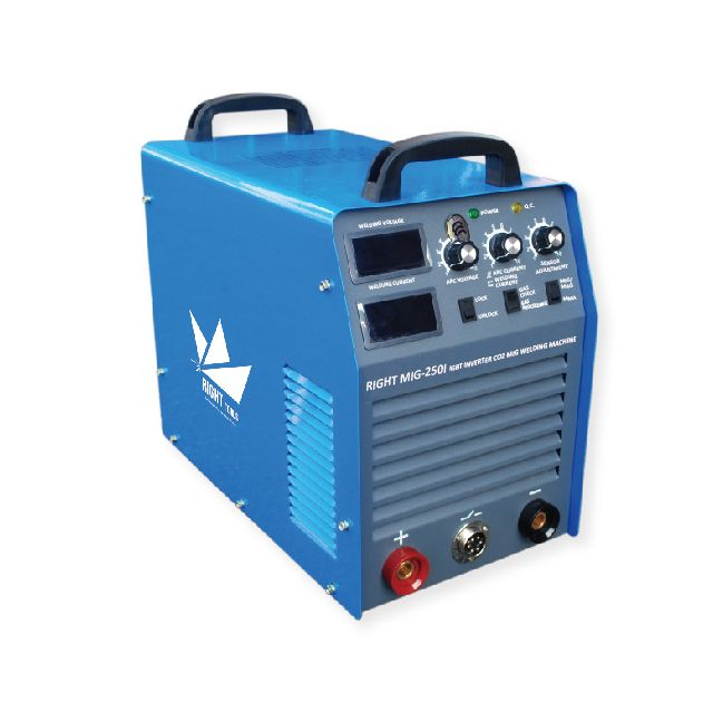 Synergic MIGA-250 three phase 380V 250 amp mig welding machine price ...