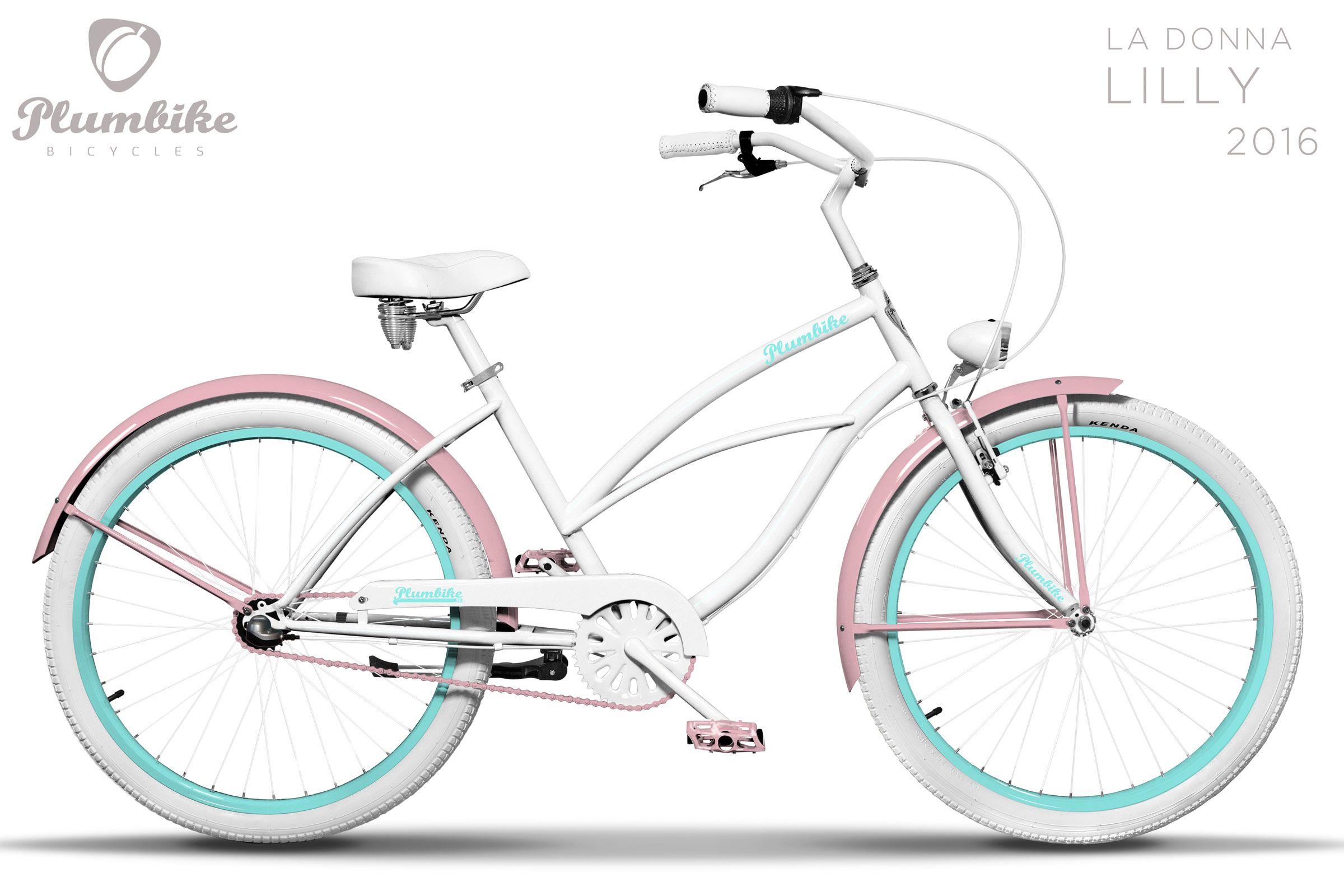 95d867236 Bici para mujer retro LILY   bici   Bicicleta mujer, Bicicleta ...