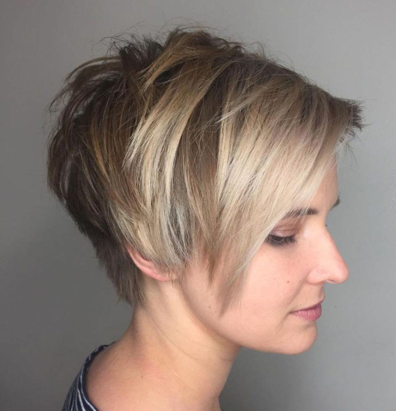 Short Shaggy Spiky Edgy Pixie Cuts and Hairstyles  Hairstyles