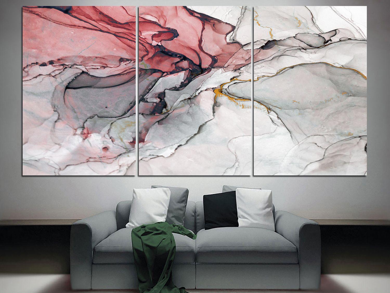 Contemporary Abstract Wall Art Canvas Set Creative Modern Etsy Abstract Wall Art Large Abstract Wall Art Abstract Decor