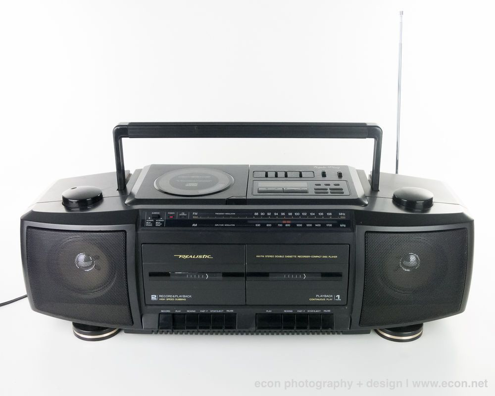 details about sony cfd g30 stereo boombox ghettoblaster cd. Black Bedroom Furniture Sets. Home Design Ideas