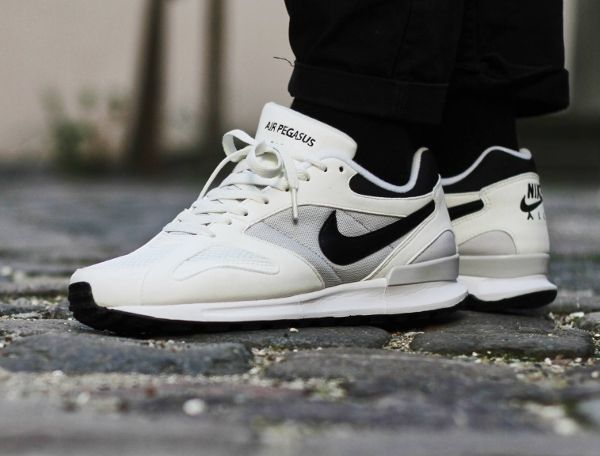 Nike Air Pegasus New Racer 'Summit White/Black' post image