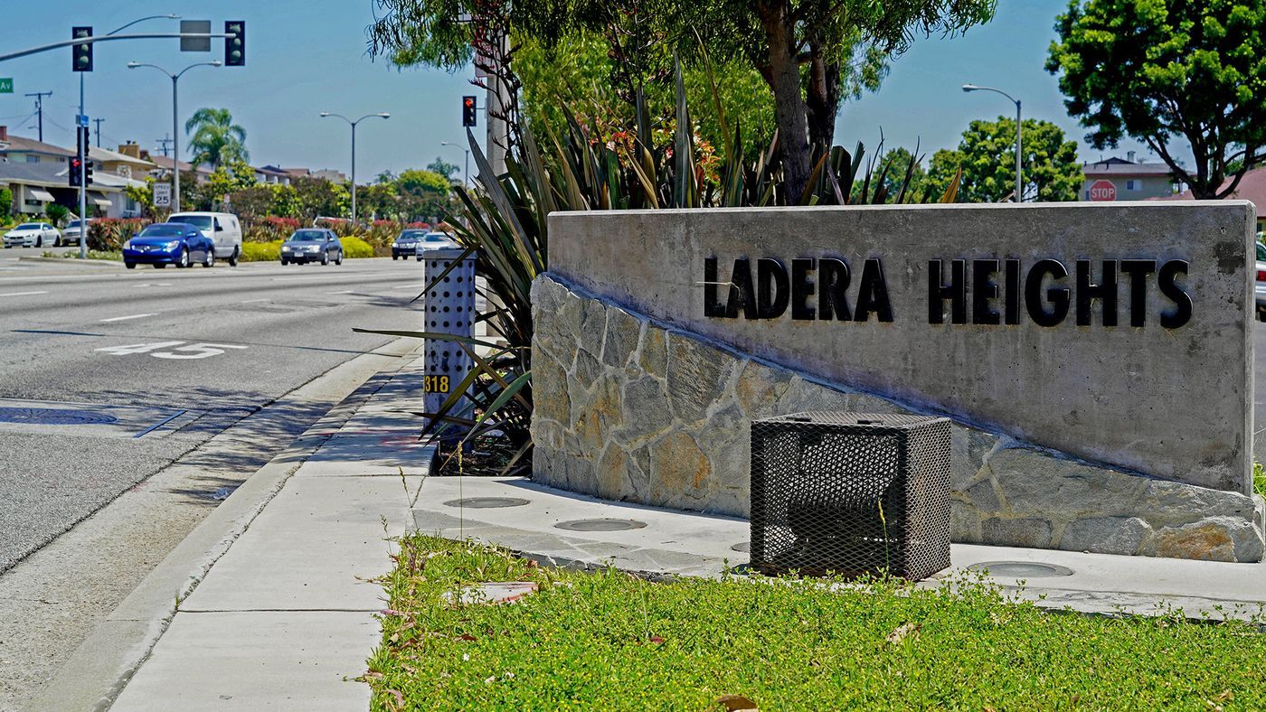 Neighborhood Spotlight Pricey Ladera Heights Tucked Away In The Westside Retains A Sense Of Community Ladera Los Angeles Neighborhoods The Neighbourhood