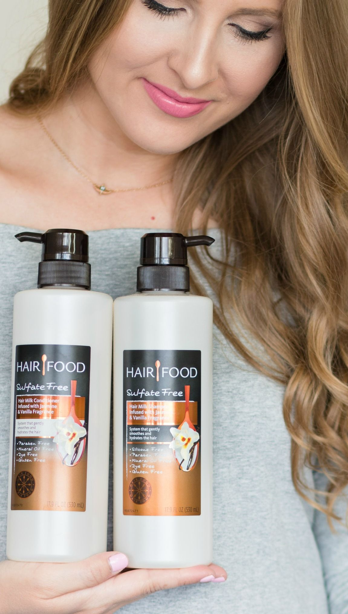 Why you should use sulfatefree hair products + Hair Food