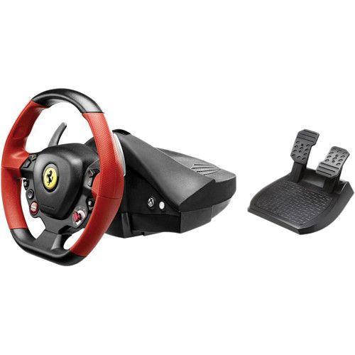 Thrustmaster Ferrari 458 Spider Racing Wheel For Xbox One Racing Wheel Ferrari 458 Ferrari
