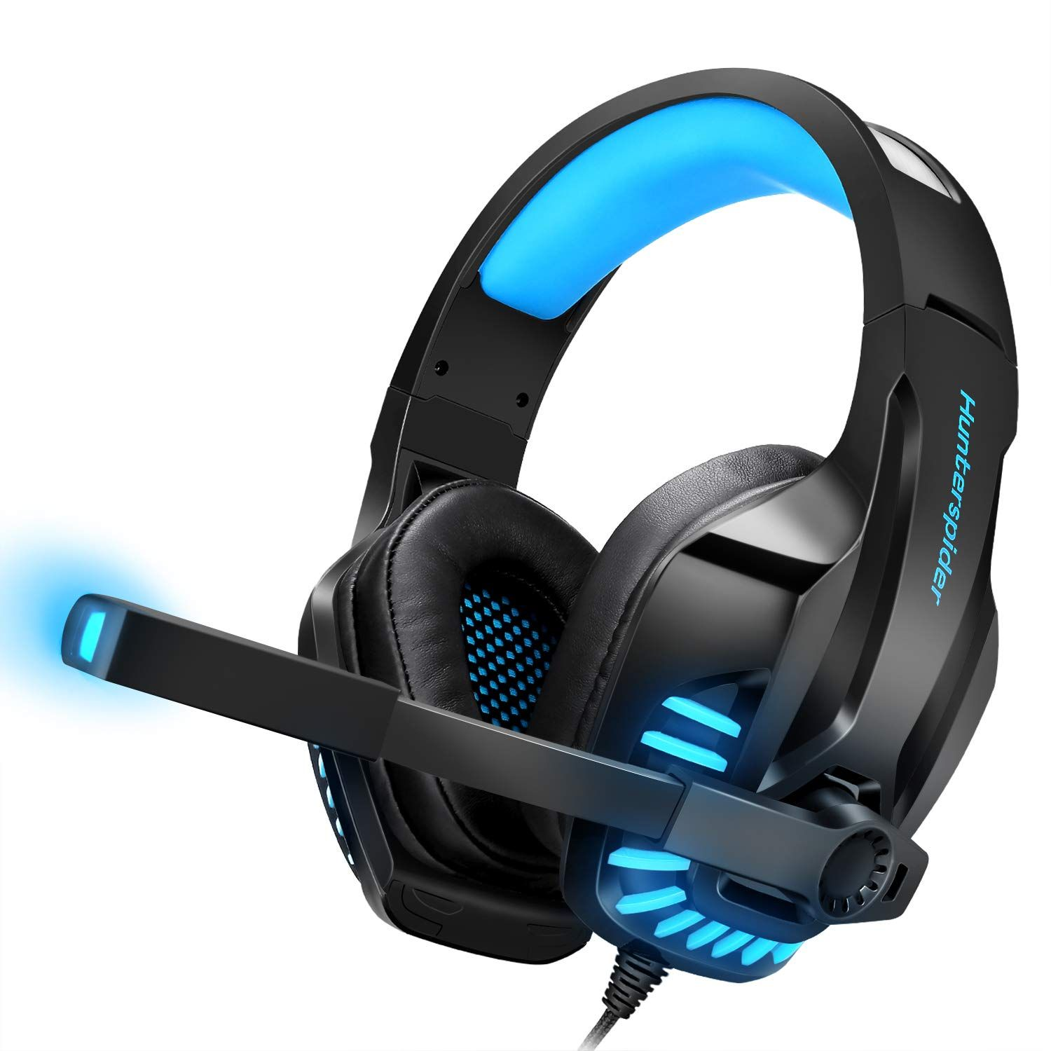 Gaming Headset with Mic for PS4 10c51c9202