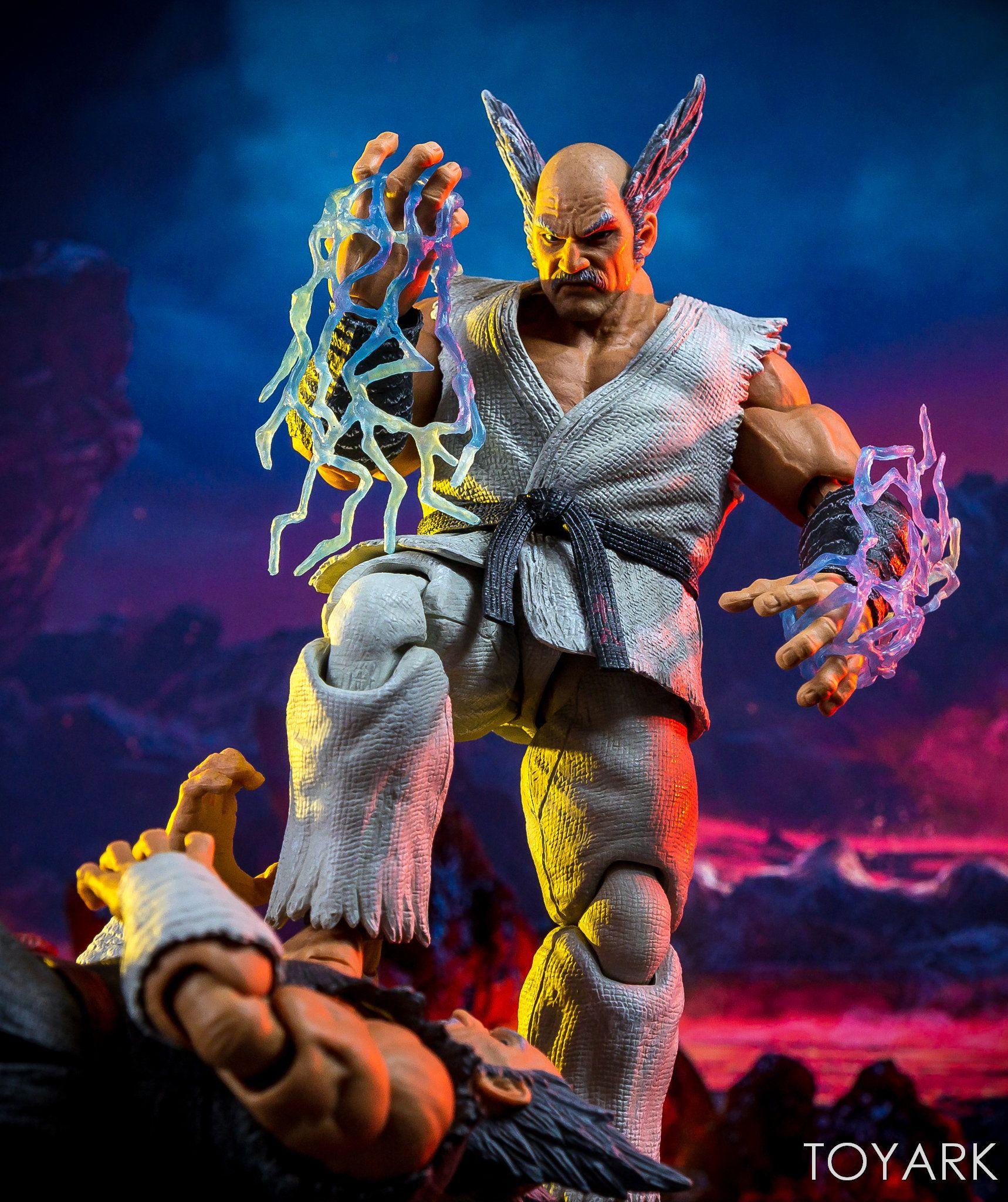 Storm Collectibles Tekken 7 Heihachi Mishima Figure Tekken