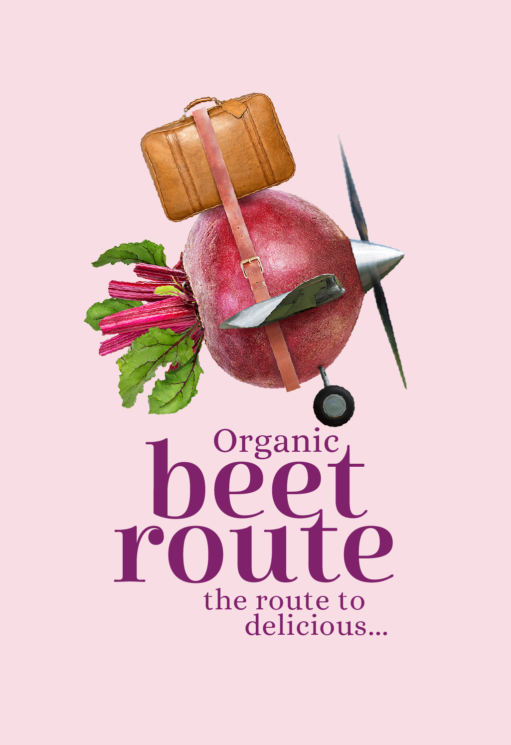 beetroute, the route to delicious... Dutch beetroot from