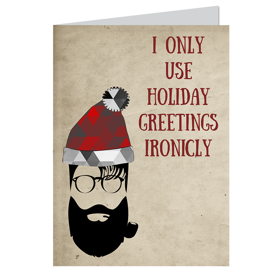 Part Of Our New For 2015 Hipsterchristmas Collection Ironic