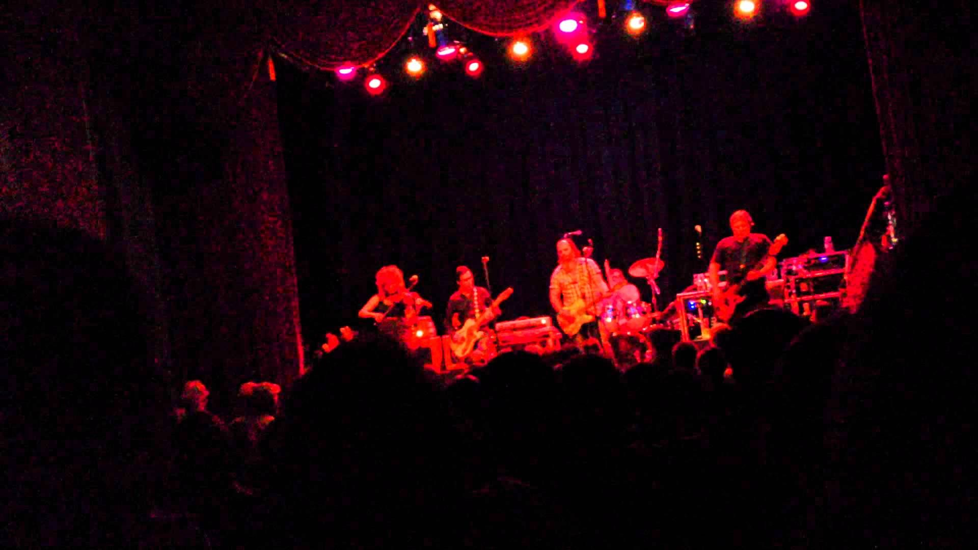 """Steve Earle """"Calico County"""" The Sellersville Theater Sellersville, PA Au..."""