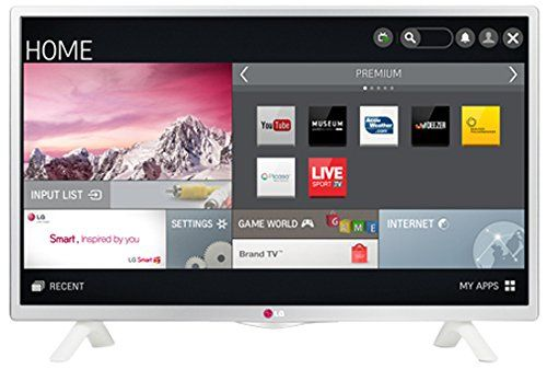 LG 28LB490U 28-inch Widescreen HD ready LED TV with Freeview: Amazon