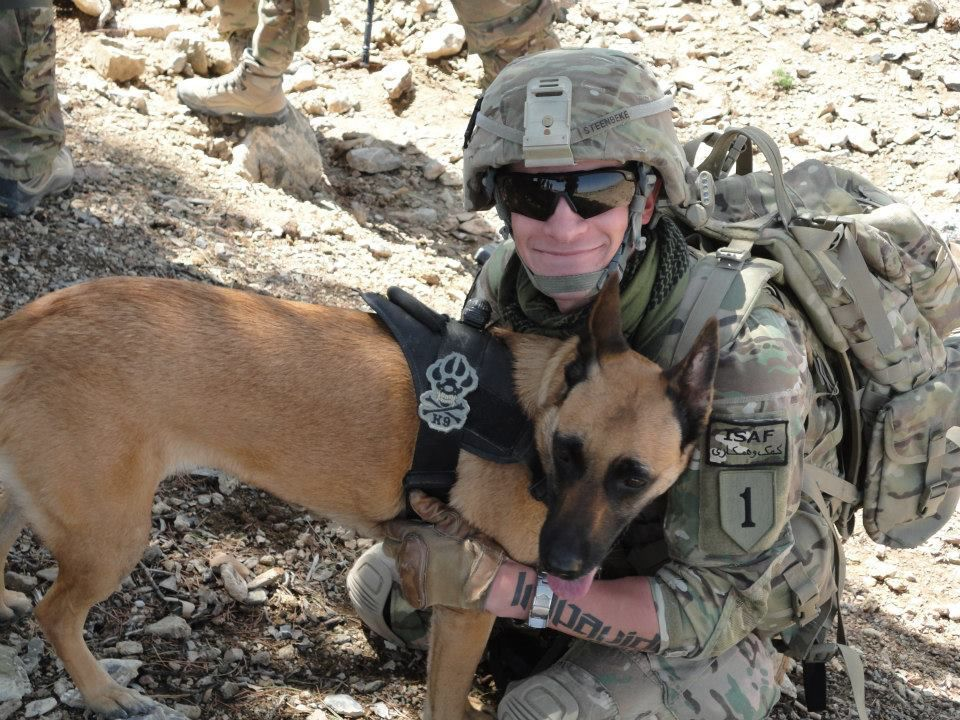 Culver veteran and dog to reunite 5 years after service in