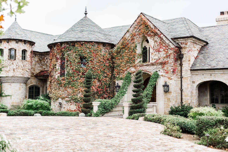 Hidden Castle, a European Style Wedding Venue in Rancho ...