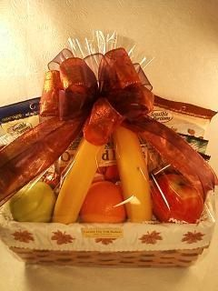 Fruit Gift Basket Garden City Gift Baskets Of Missoula Montana
