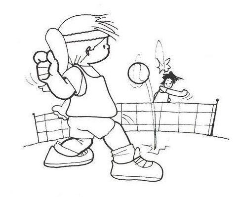 Dibujos De Deportes Para Imprimir Y Colorear Escuela En La Nube Deportes Dibujos Deportes Para Colorear Deportes