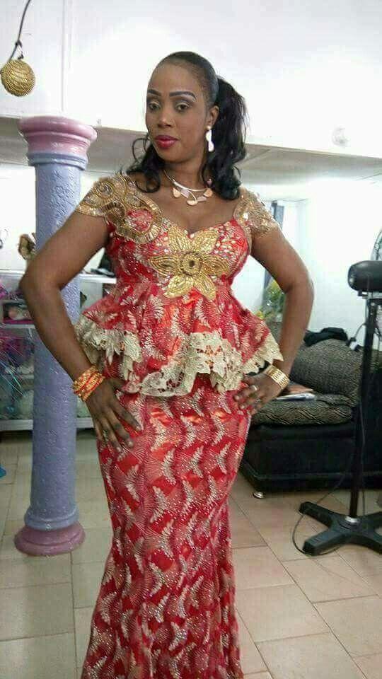 Ankara Asoebi Styles 2019 African Fashion Dresses Latest African Fashion Dresses African Lace Dresses