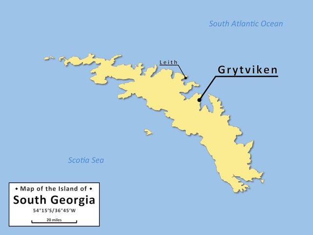 The Battle of Grytviken When A Lone Sniper Turned The Tide Of