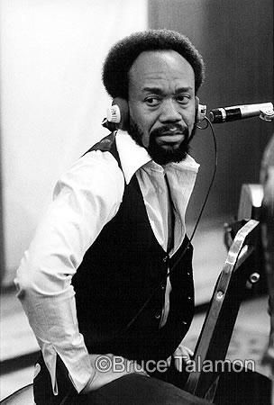Maurice White, earth wind and fire   Photography - PoP