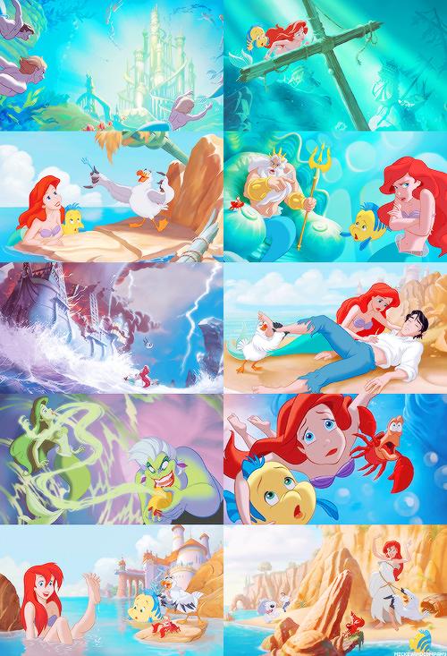 Ariel Queen Mermaid Princess DisneyDisney Narrative StoryMy jRL35c4qAS