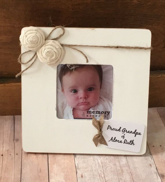 Personalized baby frame grandpa frame birth by thememorykeepers personalized baby frame grandpa frame birth by thememorykeepers negle Choice Image