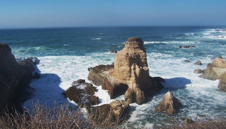 California Central Coast Day Trips Things to Do Vacation Ideas   Day trips, California beach ...