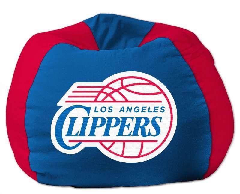 Los Angeles Clippers Nba Bean Bag Chair La Clippers Nba