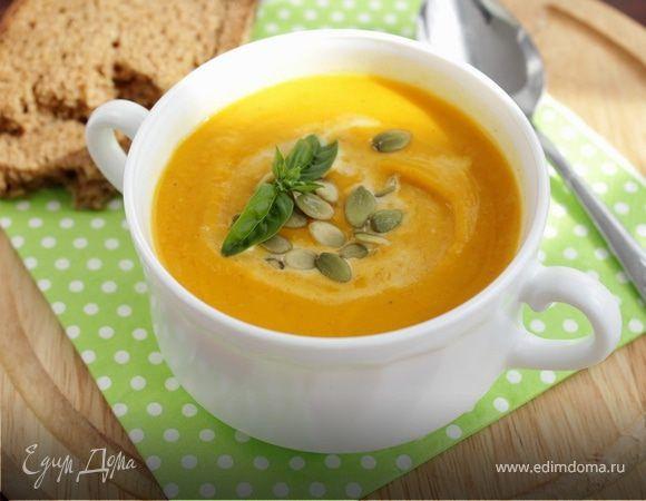 Тыквенный суп с красной чечевицей | Рецепт | Еда, Рецепты ...