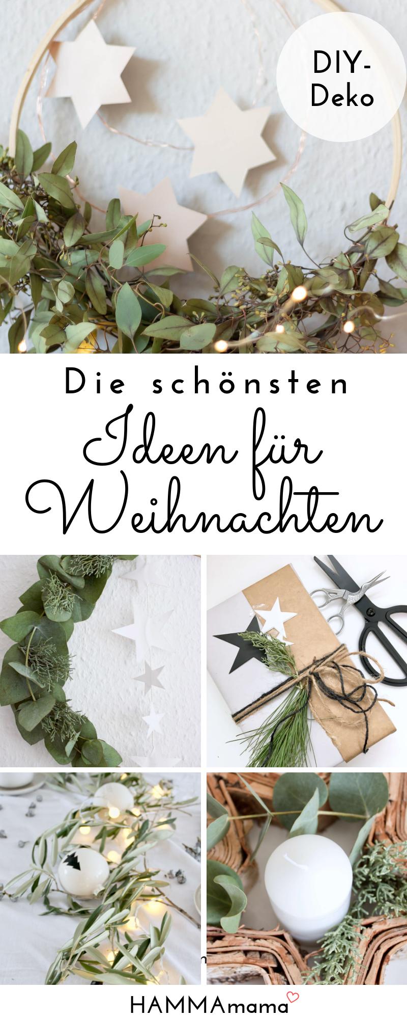 Diy Ideen Weihnachten.Die Schönsten Diy Ideen Für Weihnachten Zum Selber Machen Diy