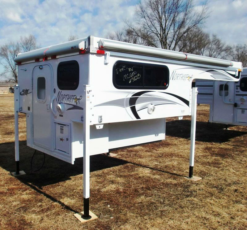 New 2018 Northstar Demountable Camper 600ss Expedition Camper