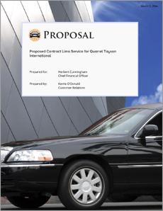 Free business plan for limousine service state farm dissertation award