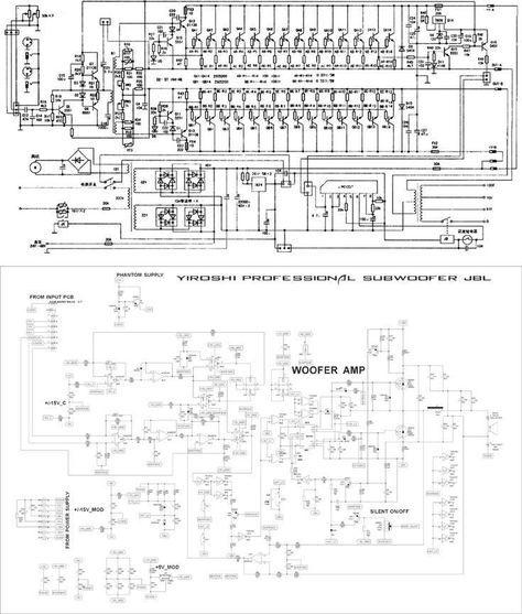 Diagramas de Amplificadores Yiroshi 1 Hifi Amplifier