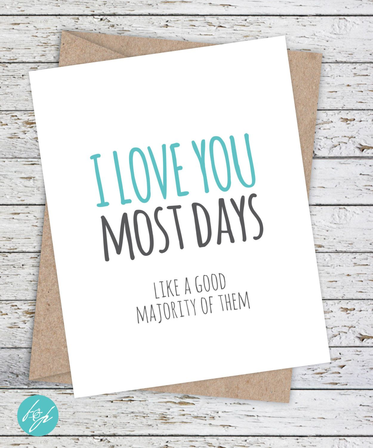 I love you card snarky boyfriend card funny boyfriend card snarky i love you card snarky boyfriend card funny boyfriend card snarky quirky greeting card kristyandbryce Image collections