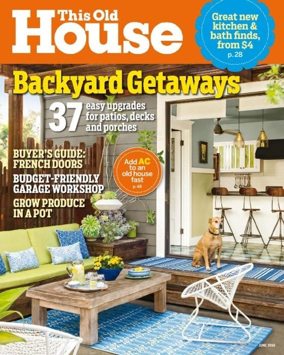this old house magazine subscription usa - Houses Magazine Subscription