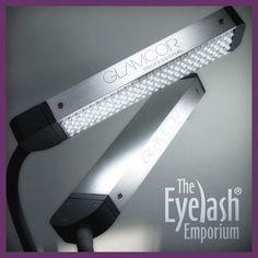 Glamcor Classic Elite 2 Led Eyelash Extension Lamp