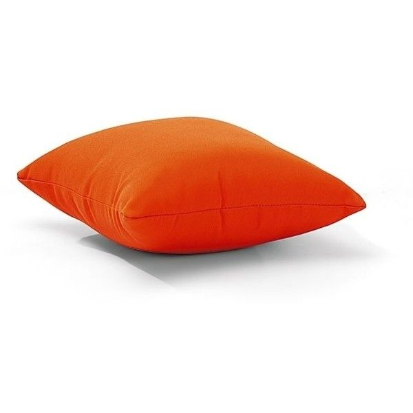 Osteria outdoor pillow orange (715 BRL) ❤ liked on Polyvore featuring home, outdoors, outdoor decor, outdoor accent pillows, outdoor toss pillows, outdoor garden decor and outdoor patio decor