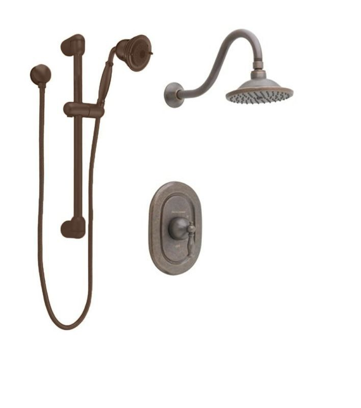 American Standard T440.999 Quentin 2.2 GPM Shower System with Single ...