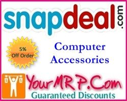 5% off on Computer Accessories