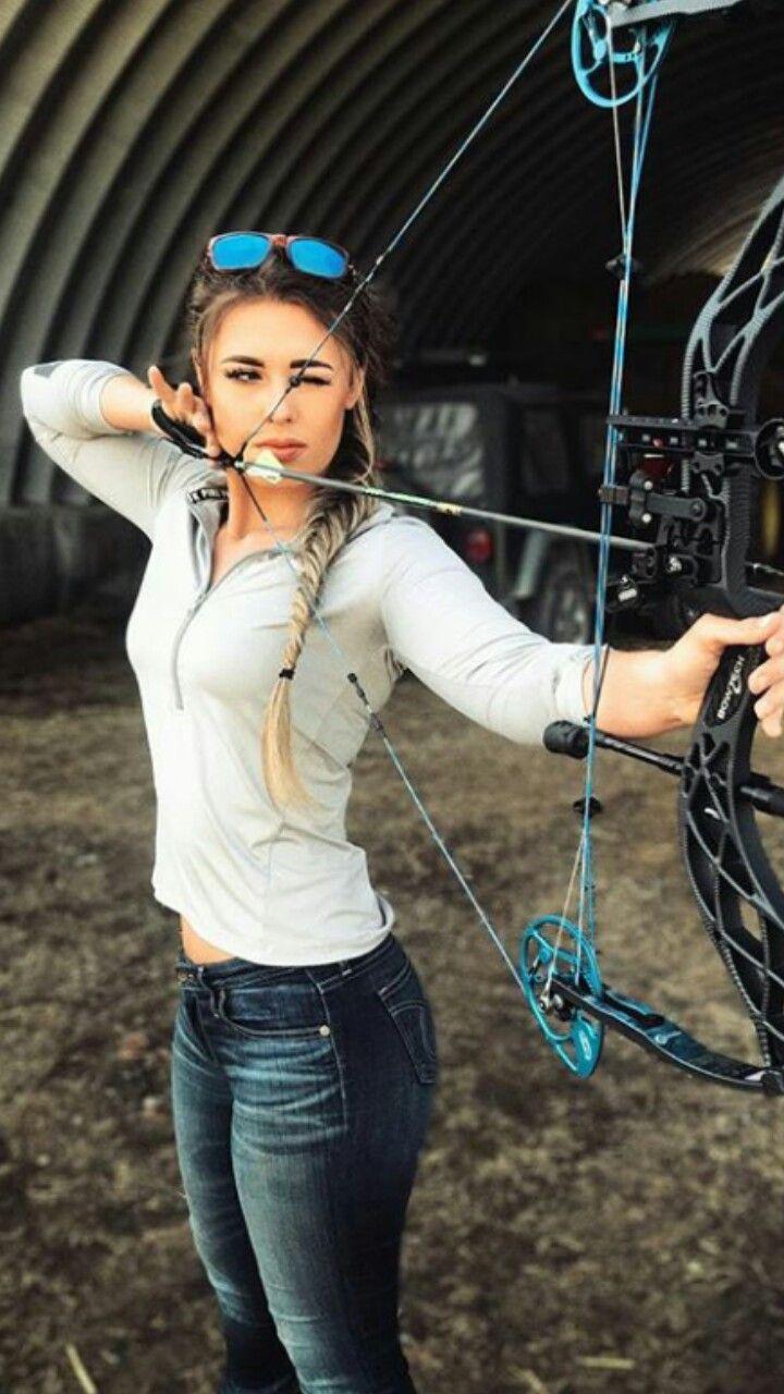 Sexy archery women-7354