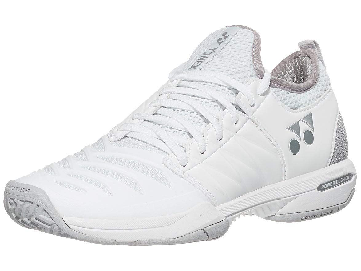 Yonex Power Cushion Fusion Rev 3 Men S Clay Court Tennis Shoe Ad Fusion Rev Cushion Yonex In 2020 Clay Court Tennis Shoes Yonex Tennis Shoes
