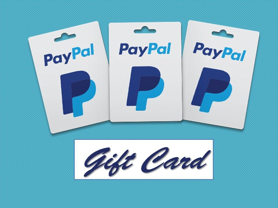 Win A Paypal Gift Card