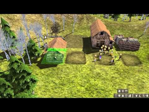Banished: Early Game Tips for Long Term Survival - YouTube