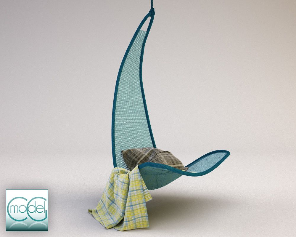 Furniture: Cozy Hanging Chairs - Hanging Chairs