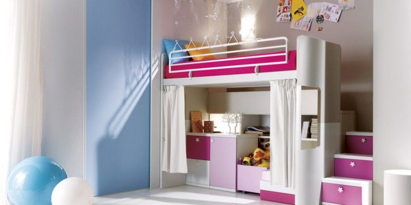 bunk bed compositions Composizione 306 | Camerette, Idee ...