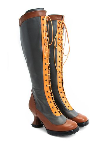 I could so wear these.