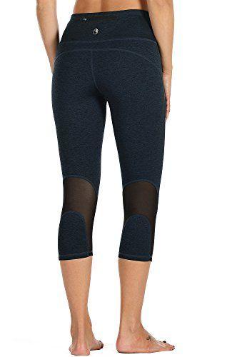 19954c1b762394 icyzone Yoga Pants For Women – High Waisted Workout Leggings ...