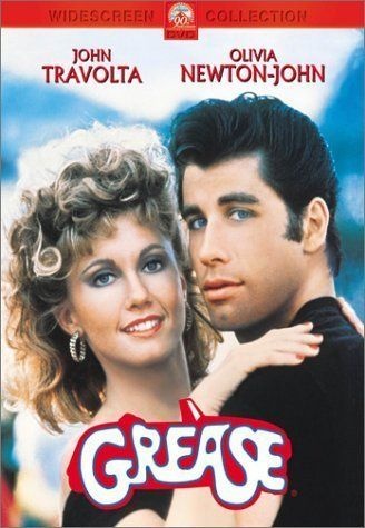 """Grease really the only """"love"""" movie I like."""