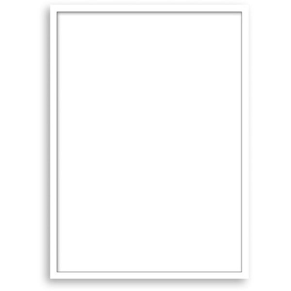 Bomedo White Picture Frame A3 56 Liked On Polyvore Featuring