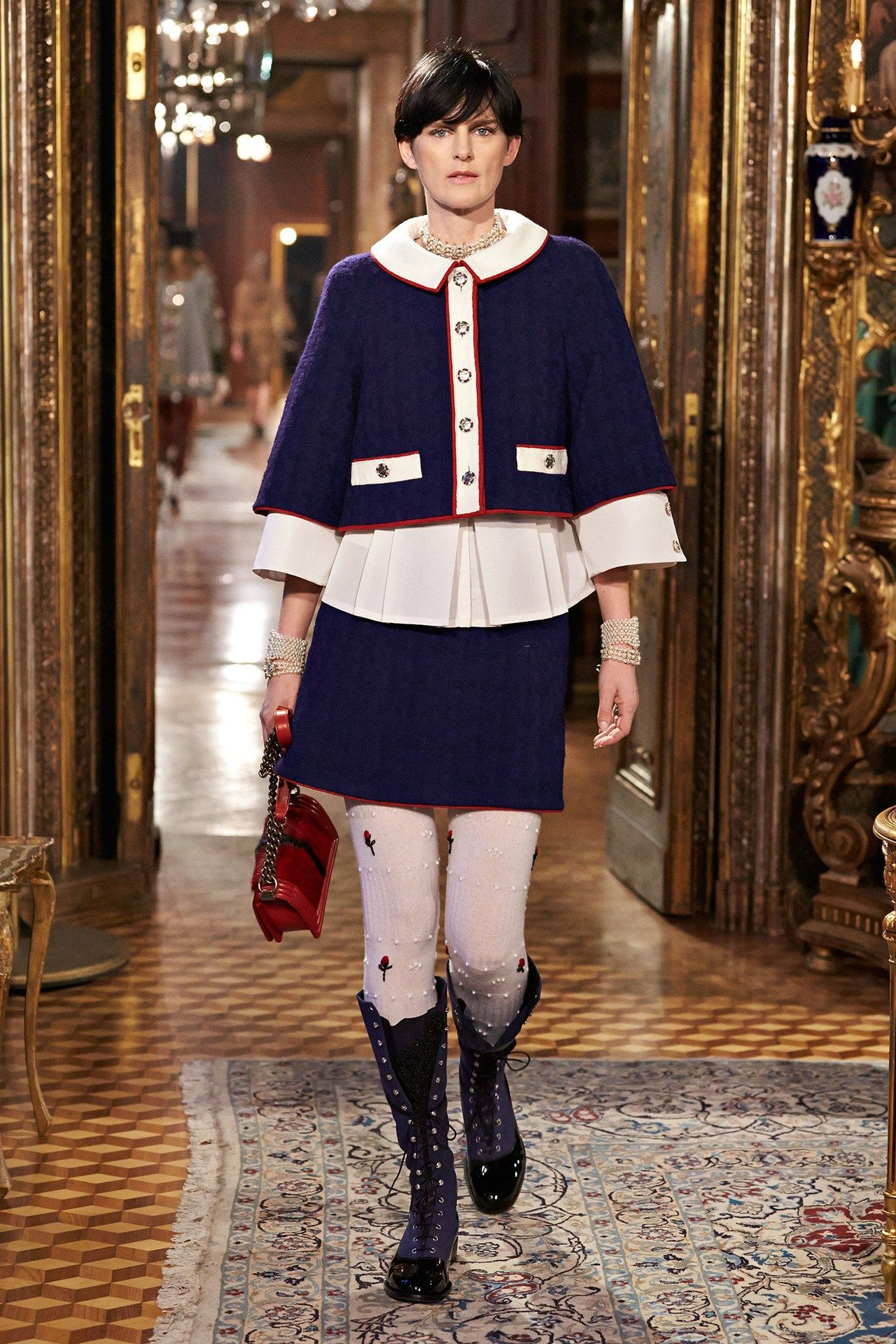 Chanel, pre-autumn/winter 2015 collection