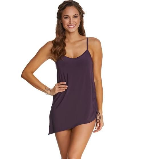 435b809b5ce4e Magicsuit by Miraclesuit Solid Brynn Swimdress - $172 size 8-14 ...