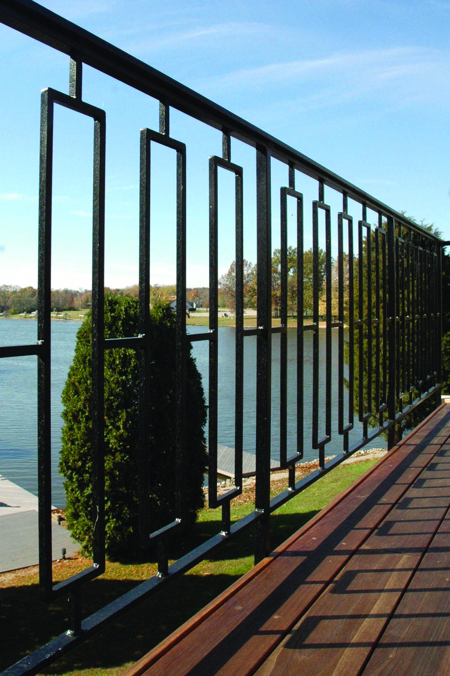 Deck Railing Tips Instances For Your House Railings Outdoor Balcony Railing Design Iron Railings Outdoor